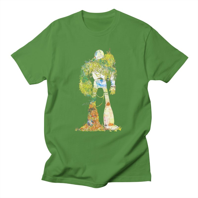 No More Machines Men's T-Shirt by machmigo1's Artist Shop