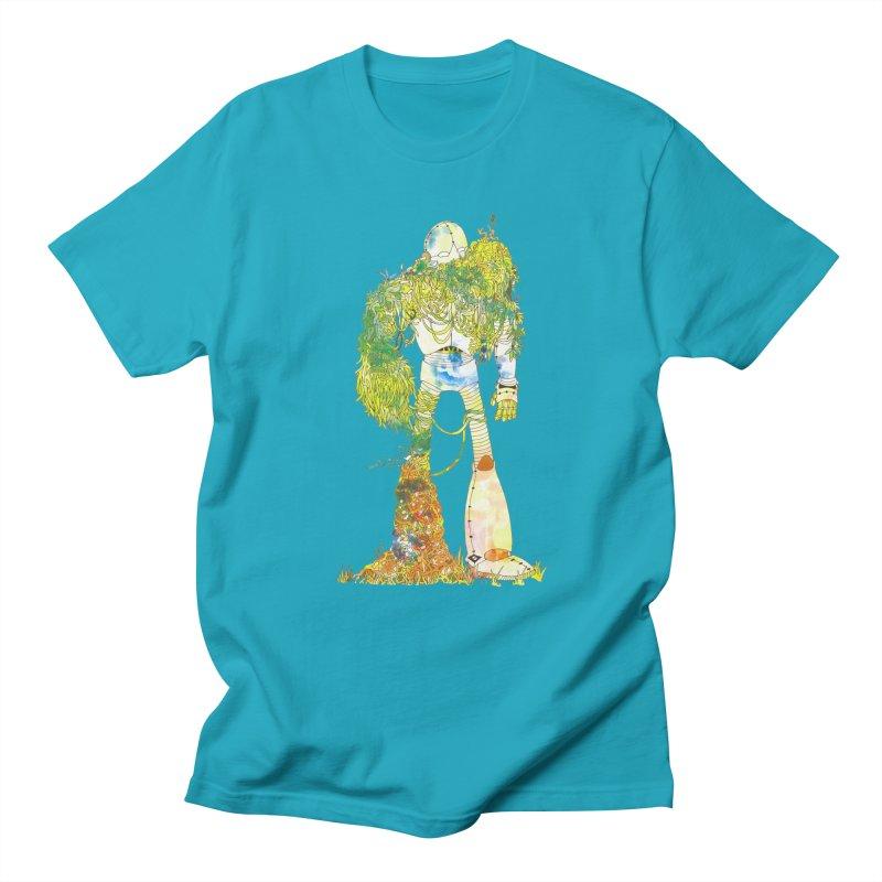 No More Machines Men's Regular T-Shirt by machmigo1's Artist Shop