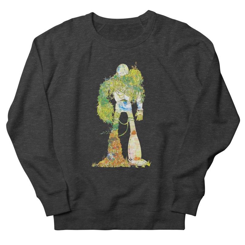 No More Machines Women's French Terry Sweatshirt by machmigo1's Artist Shop