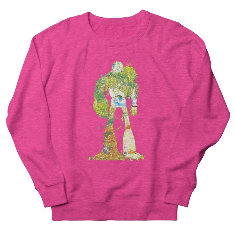 No More Machines Men's French Terry Sweatshirt by machmigo1's Artist Shop
