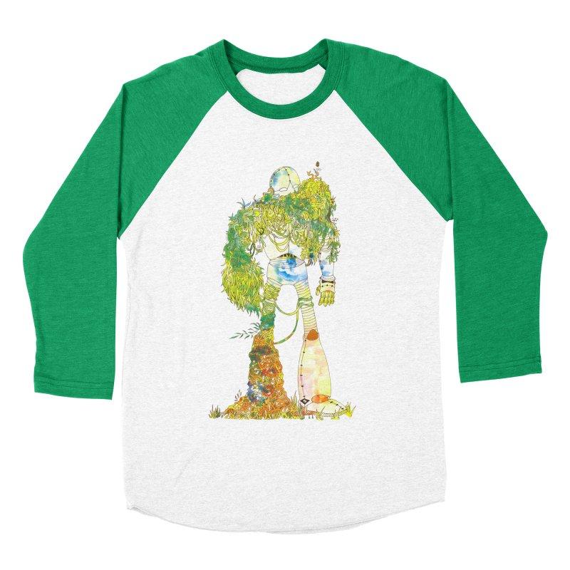 No More Machines Women's Baseball Triblend T-Shirt by machmigo1's Artist Shop