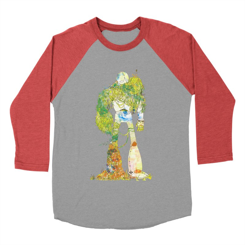 No More Machines Women's Baseball Triblend Longsleeve T-Shirt by machmigo1's Artist Shop