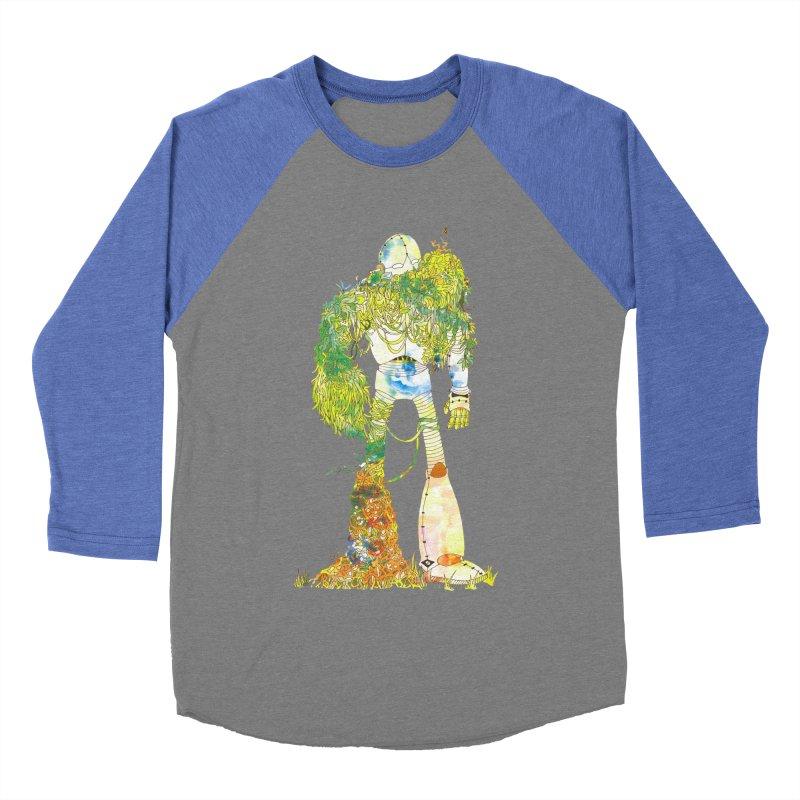 No More Machines Men's Baseball Triblend Longsleeve T-Shirt by machmigo1's Artist Shop