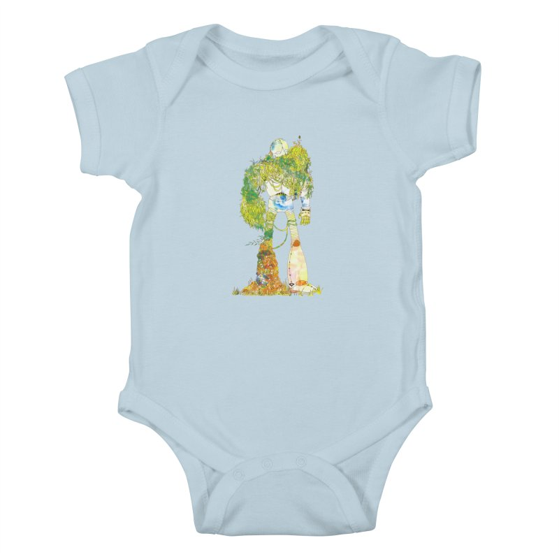 No More Machines Kids Baby Bodysuit by machmigo1's Artist Shop