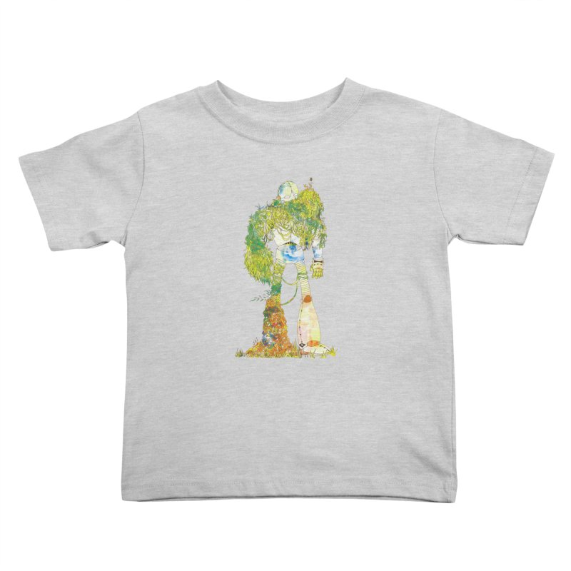 No More Machines Kids Toddler T-Shirt by machmigo1's Artist Shop