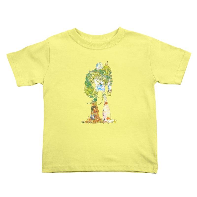 No More Machines Kids Toddler T-Shirt by machmigo1's Artist Shop