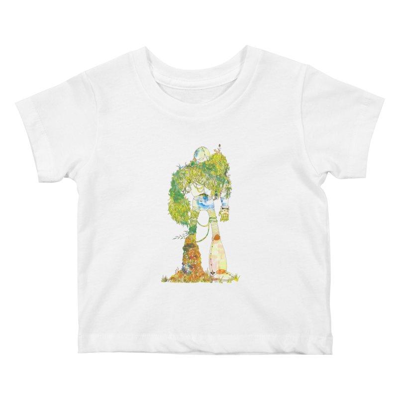 No More Machines Kids Baby T-Shirt by machmigo1's Artist Shop