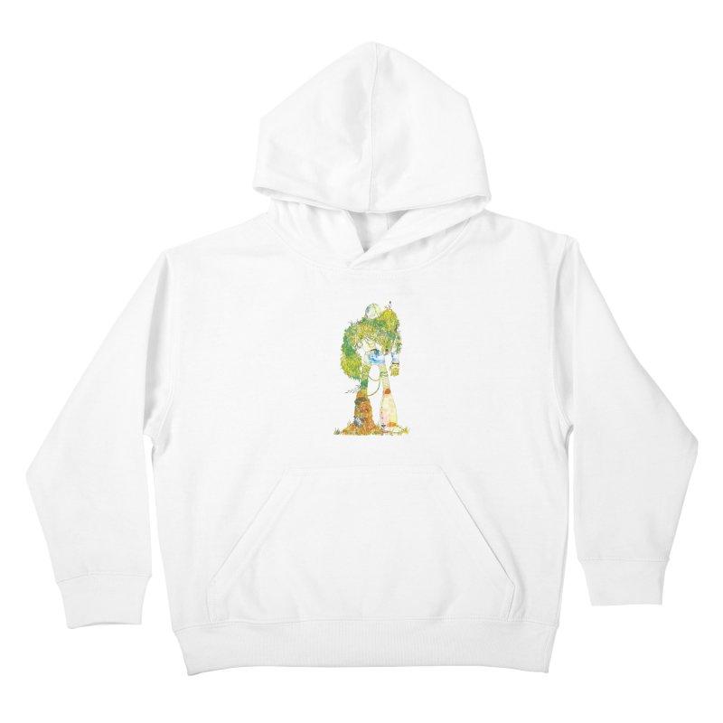 No More Machines Kids Pullover Hoody by machmigo1's Artist Shop