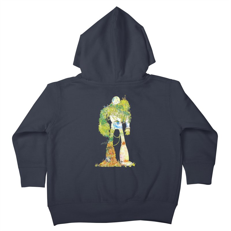 No More Machines Kids Toddler Zip-Up Hoody by machmigo1's Artist Shop