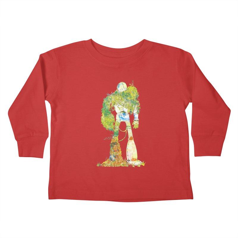 No More Machines Kids Toddler Longsleeve T-Shirt by machmigo1's Artist Shop