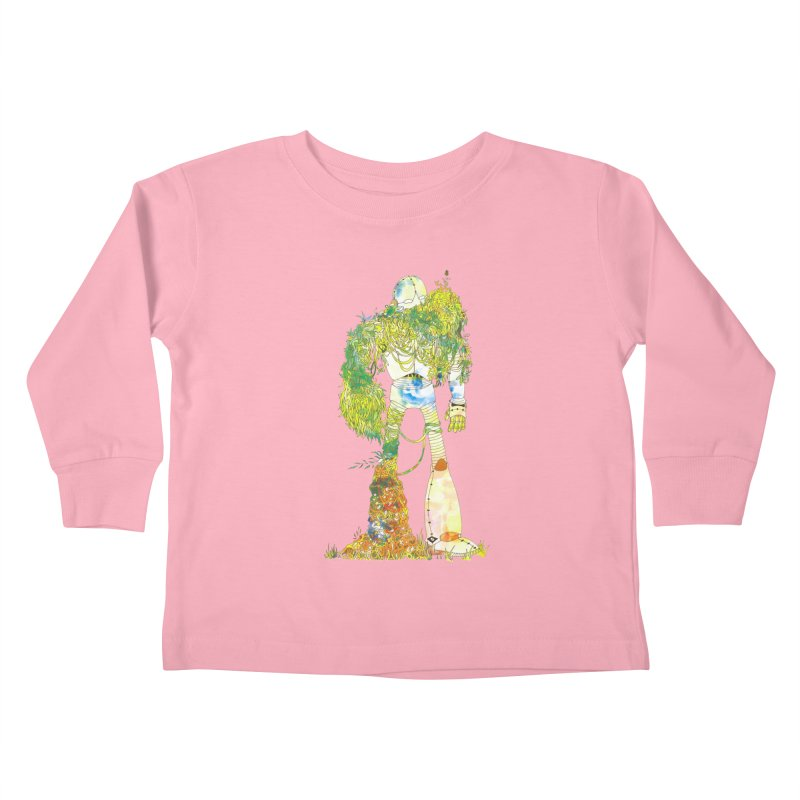 No More Machines Kids Toddler Longsleeve T-Shirt by machmigo1's Artist Shop