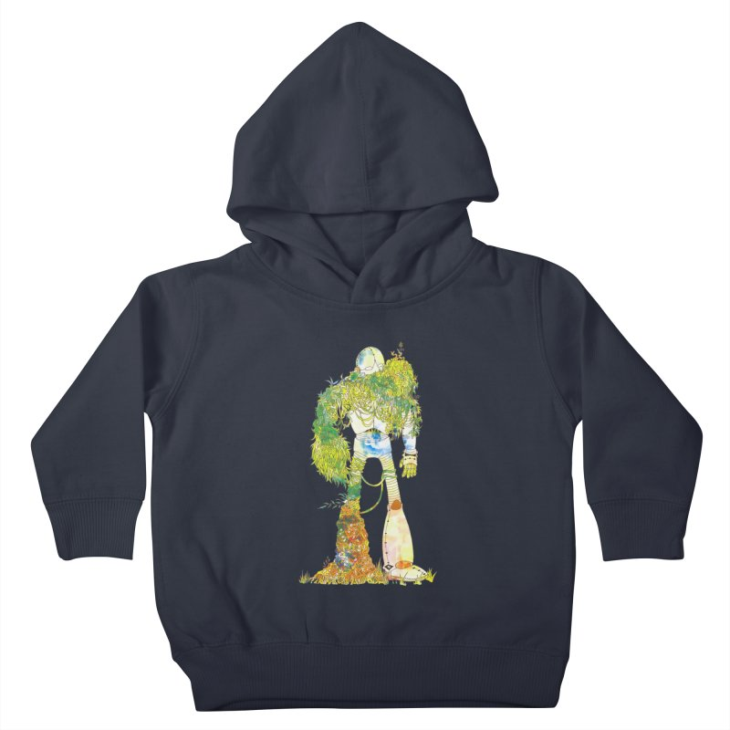 No More Machines Kids Toddler Pullover Hoody by machmigo1's Artist Shop