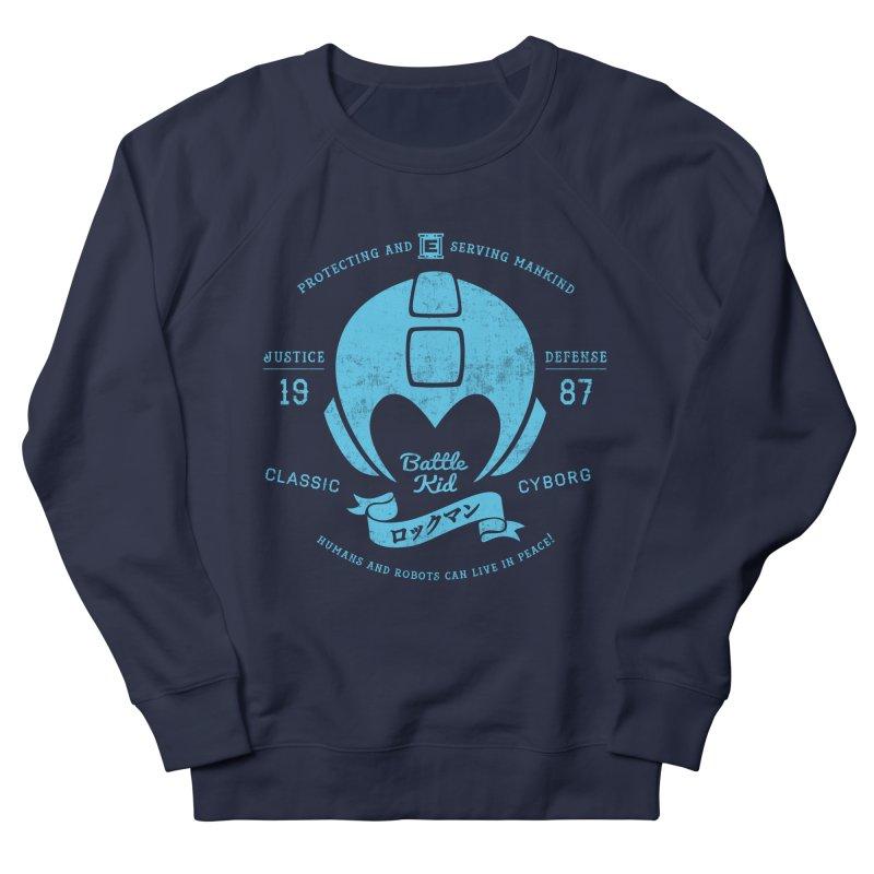 Battle Kid Women's Sweatshirt by machmigo1's Artist Shop