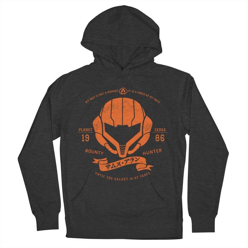 Orange Armor Men's Pullover Hoody by machmigo1's Artist Shop