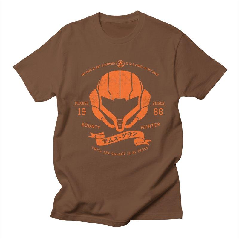 Orange Armor Men's T-shirt by machmigo1's Artist Shop