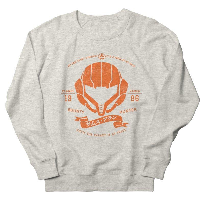 Orange Armor Women's French Terry Sweatshirt by machmigo1's Artist Shop
