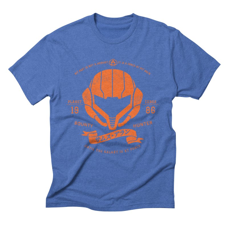 Orange Armor Men's T-Shirt by machmigo1's Artist Shop