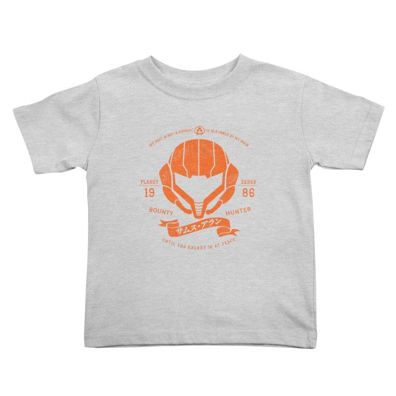 Orange Armor Kids Toddler T-Shirt by machmigo1's Artist Shop