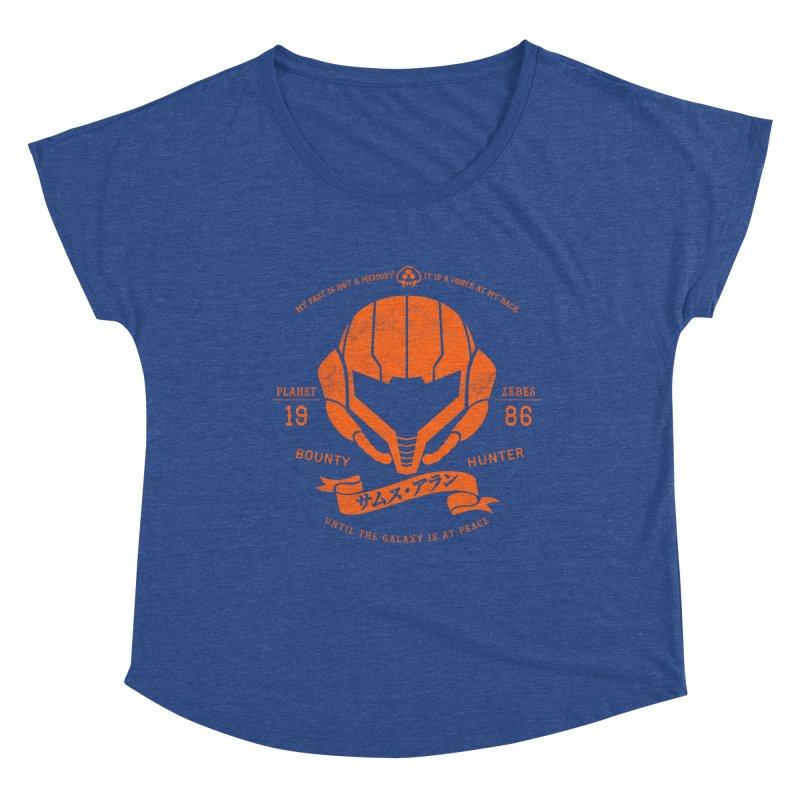 Orange Armor Women's Scoop Neck by machmigo1's Artist Shop