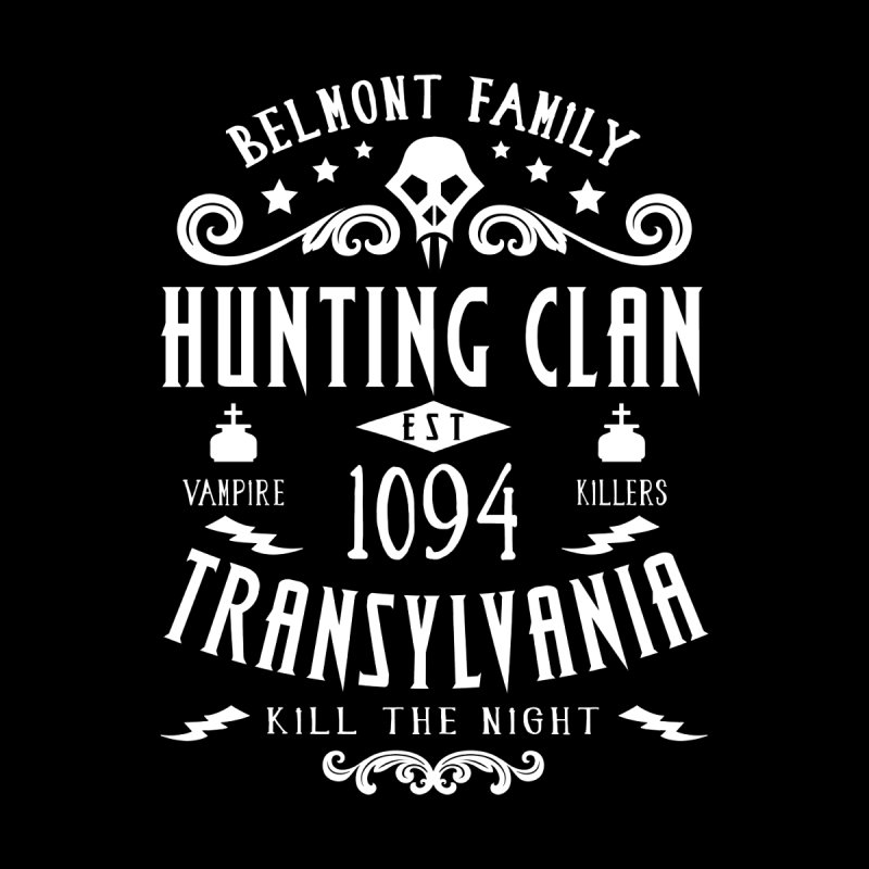 Belmont Clan Kids T-Shirt by machmigo1's Artist Shop