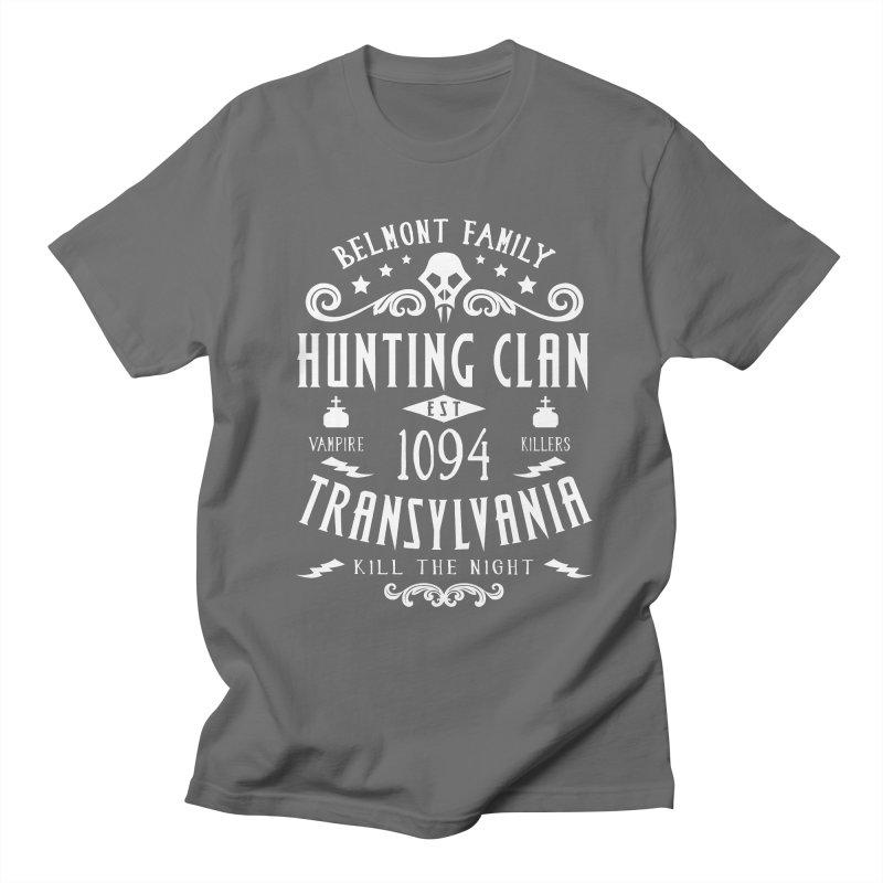 Belmont Clan Men's T-Shirt by machmigo1's Artist Shop