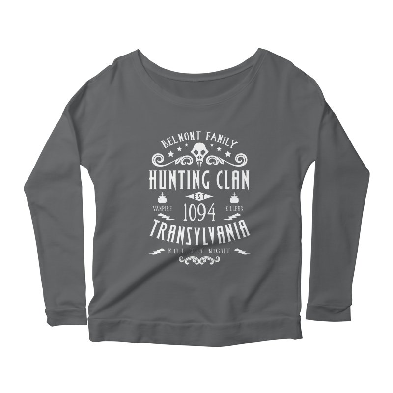 Belmont Clan Women's Longsleeve T-Shirt by machmigo1's Artist Shop