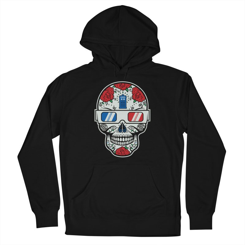 De Las Diez Men's French Terry Pullover Hoody by machmigo1's Artist Shop