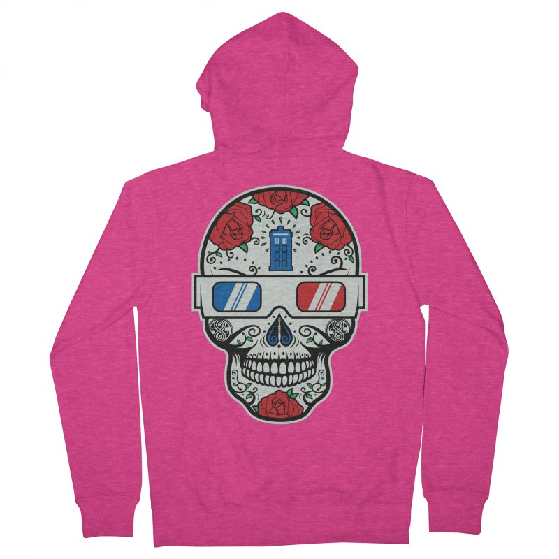 De Las Diez Women's Zip-Up Hoody by machmigo1's Artist Shop