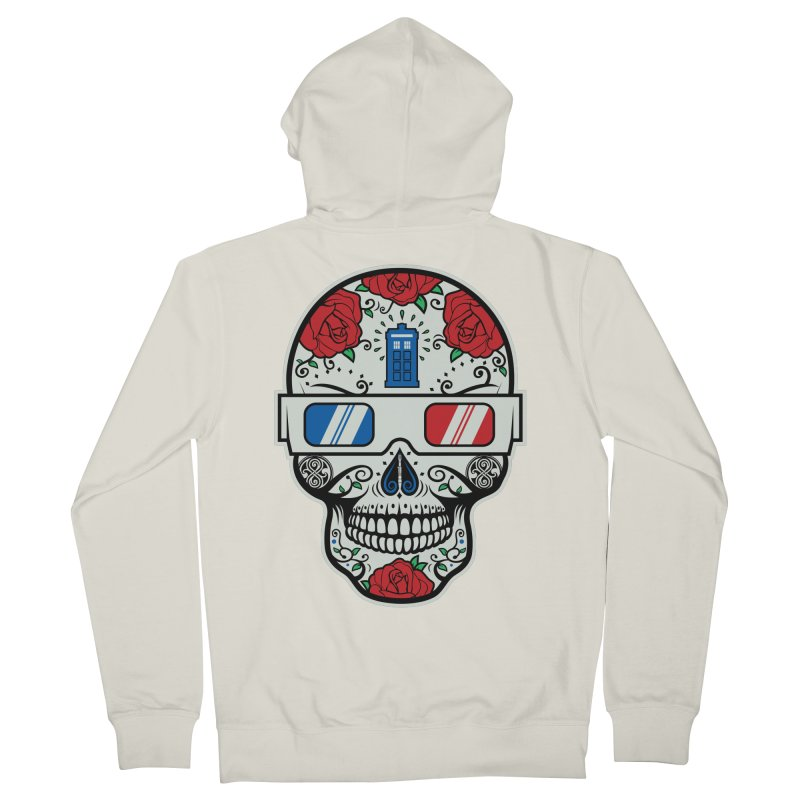 De Las Diez Men's Zip-Up Hoody by machmigo1's Artist Shop
