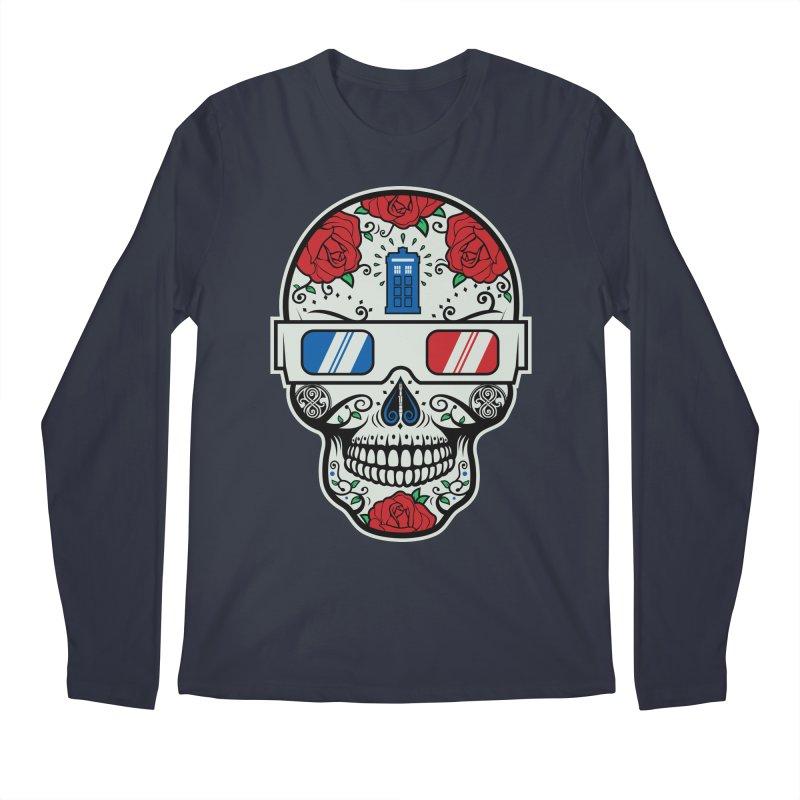 De Las Diez Men's Longsleeve T-Shirt by machmigo1's Artist Shop