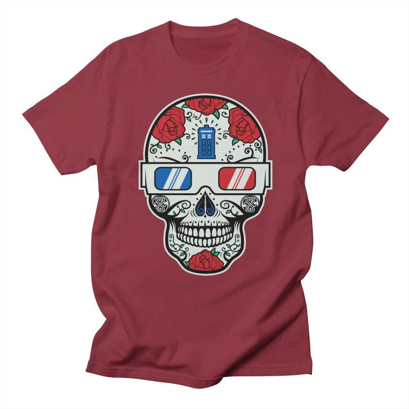 De Las Diez Men's Regular T-Shirt by machmigo1's Artist Shop