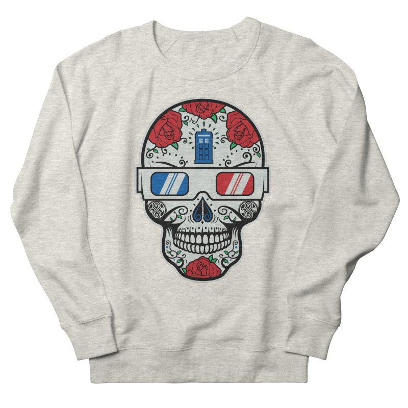 De Las Diez Women's French Terry Sweatshirt by machmigo1's Artist Shop