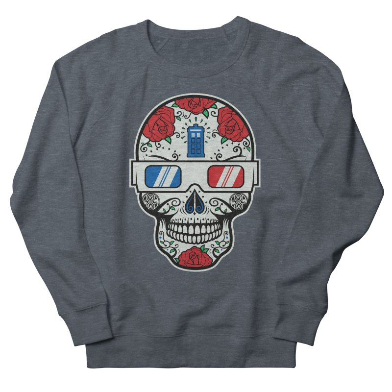 De Las Diez Men's French Terry Sweatshirt by machmigo1's Artist Shop