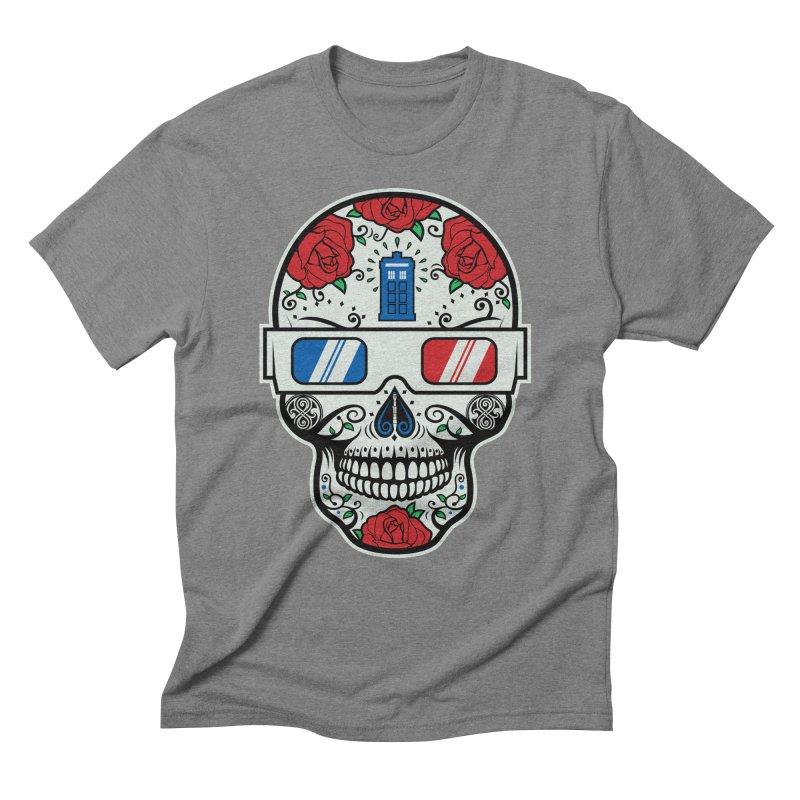 De Las Diez Men's Triblend T-shirt by machmigo1's Artist Shop