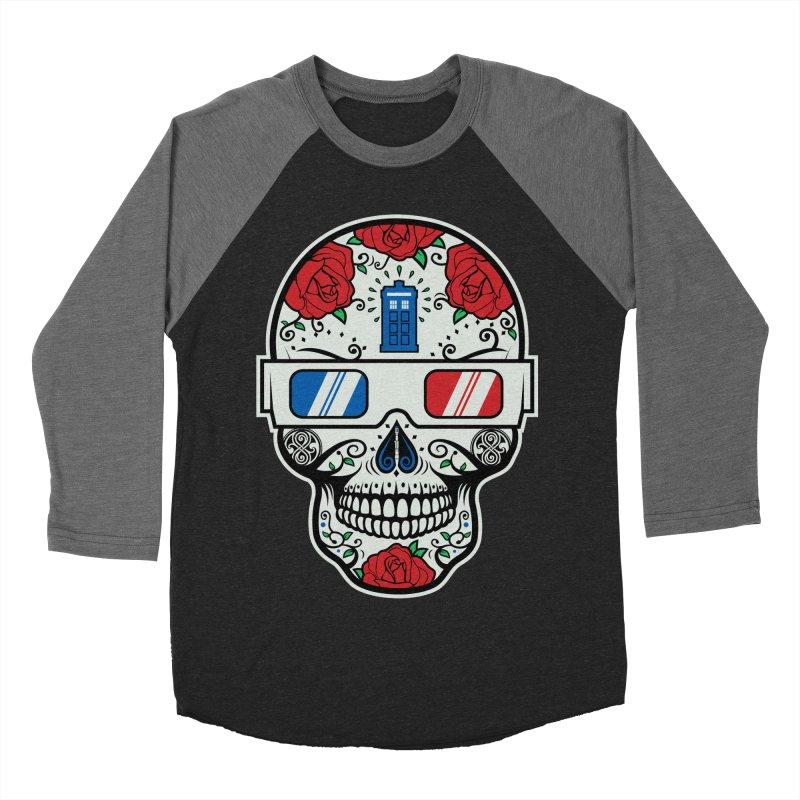 De Las Diez Women's Baseball Triblend T-Shirt by machmigo1's Artist Shop