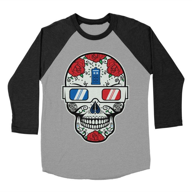 De Las Diez Women's Baseball Triblend Longsleeve T-Shirt by machmigo1's Artist Shop