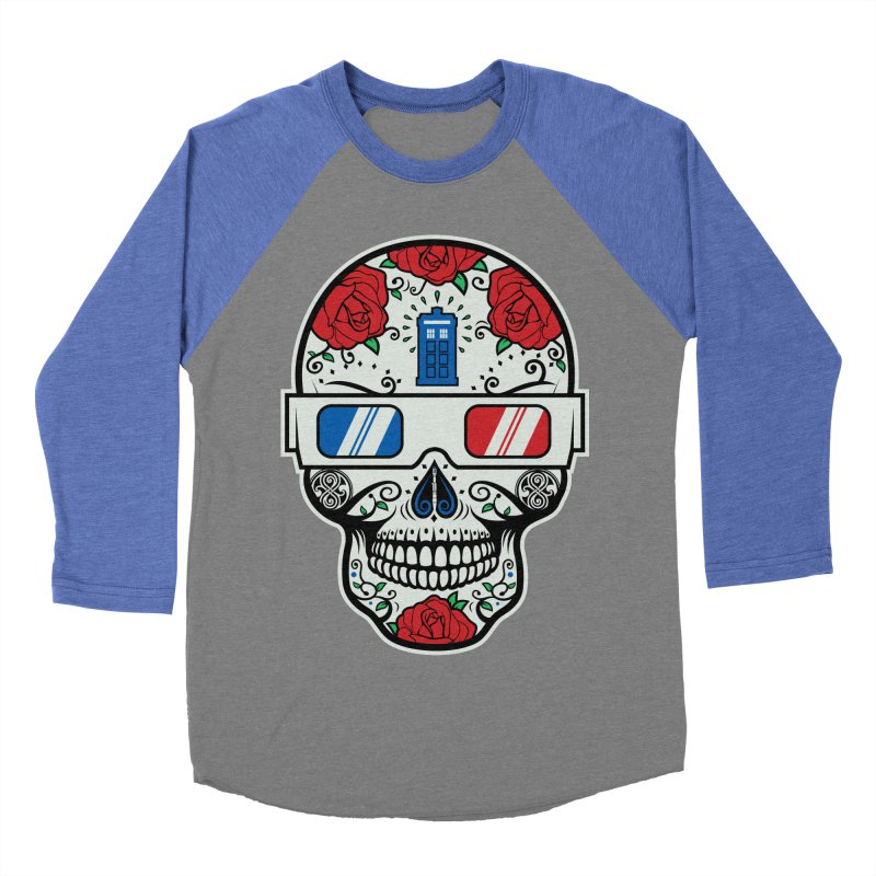 De Las Diez Men's Baseball Triblend Longsleeve T-Shirt by machmigo1's Artist Shop