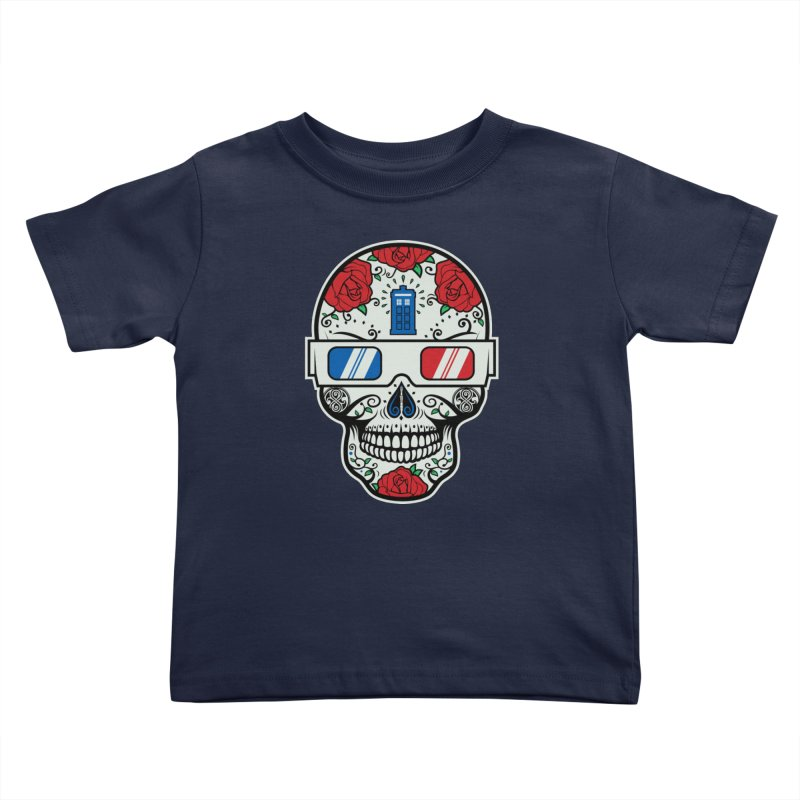 De Las Diez Kids Toddler T-Shirt by machmigo1's Artist Shop