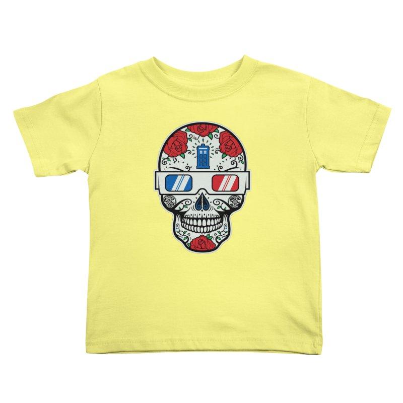De Las Diez Kids Toddler T-Shirt by machmigo1's Artist Shop