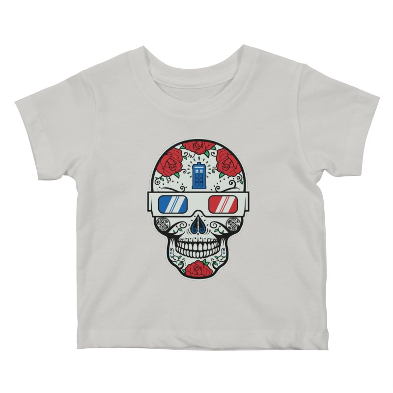 De Las Diez Kids Baby T-Shirt by machmigo1's Artist Shop