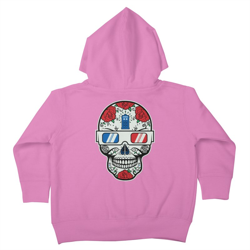 De Las Diez Kids Toddler Zip-Up Hoody by machmigo1's Artist Shop
