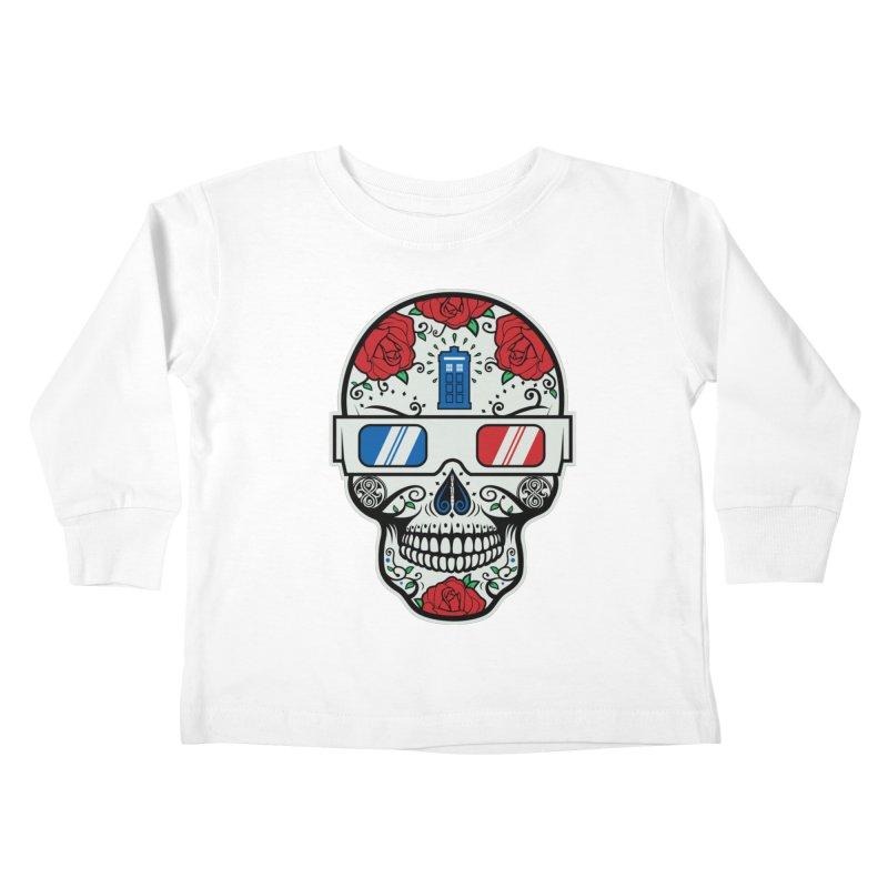 De Las Diez Kids Toddler Longsleeve T-Shirt by machmigo1's Artist Shop