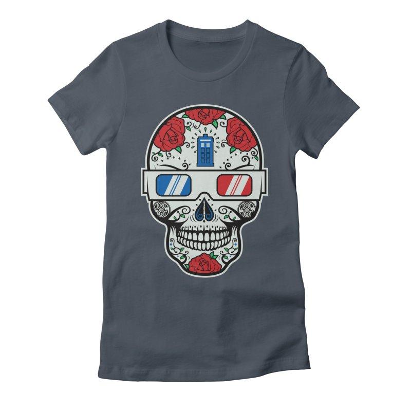 De Las Diez Women's T-Shirt by machmigo1's Artist Shop