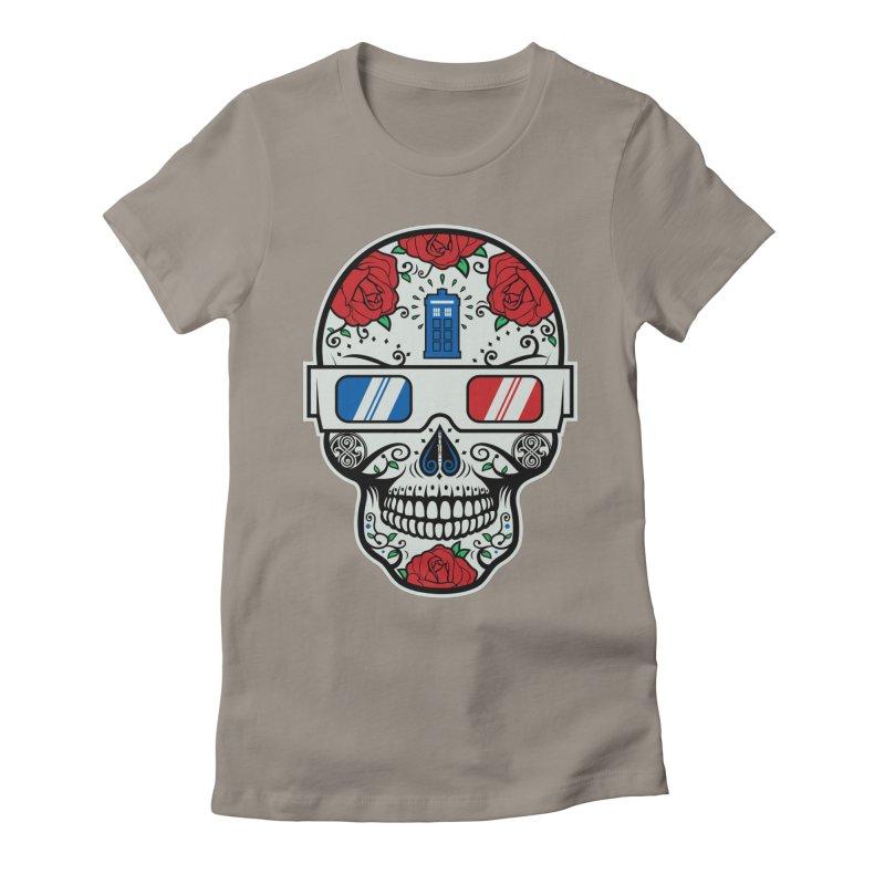 De Las Diez Women's Fitted T-Shirt by machmigo1's Artist Shop