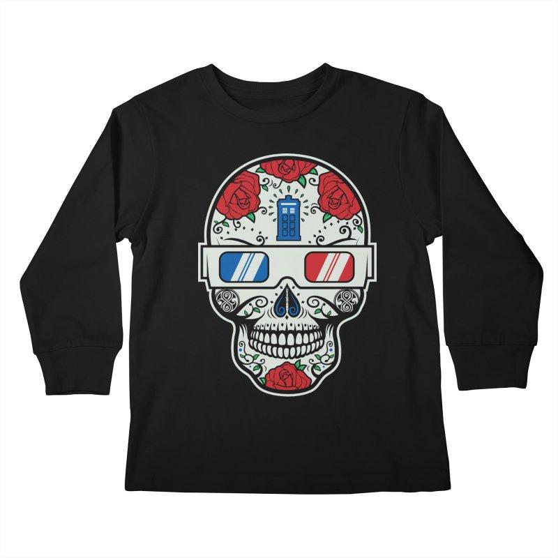 De Las Diez Kids Longsleeve T-Shirt by machmigo1's Artist Shop