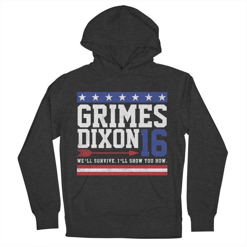 Grimes 2016 Women's French Terry Pullover Hoody by machmigo1's Artist Shop