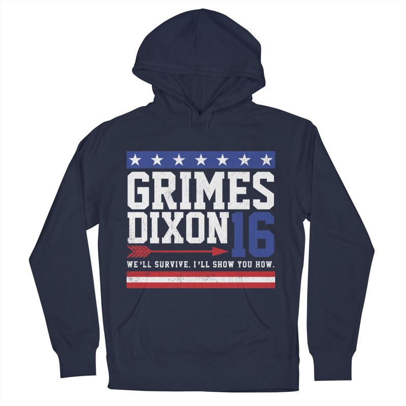 Grimes 2016 Men's French Terry Pullover Hoody by machmigo1's Artist Shop