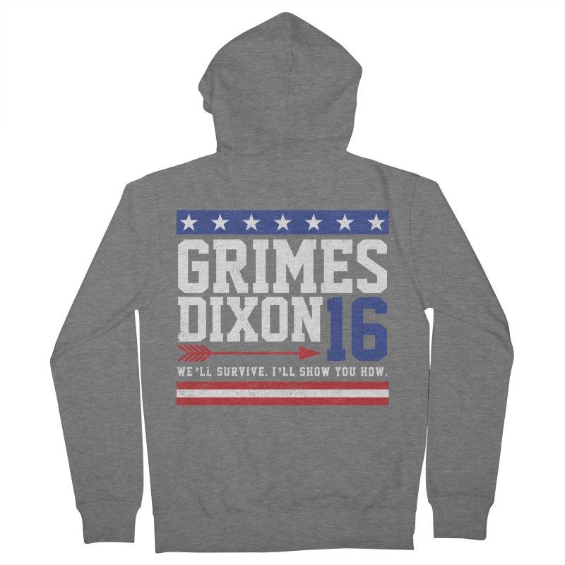 Grimes 2016 Women's Zip-Up Hoody by machmigo1's Artist Shop