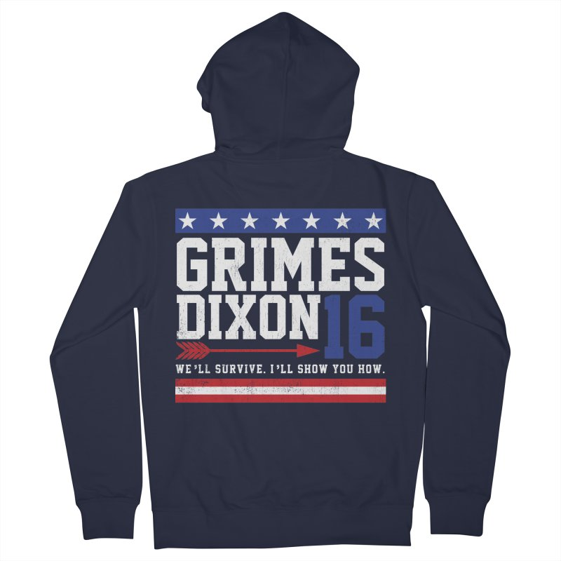 Grimes 2016 Women's Zip-Up Hoody by machmigo1's Artist Shop