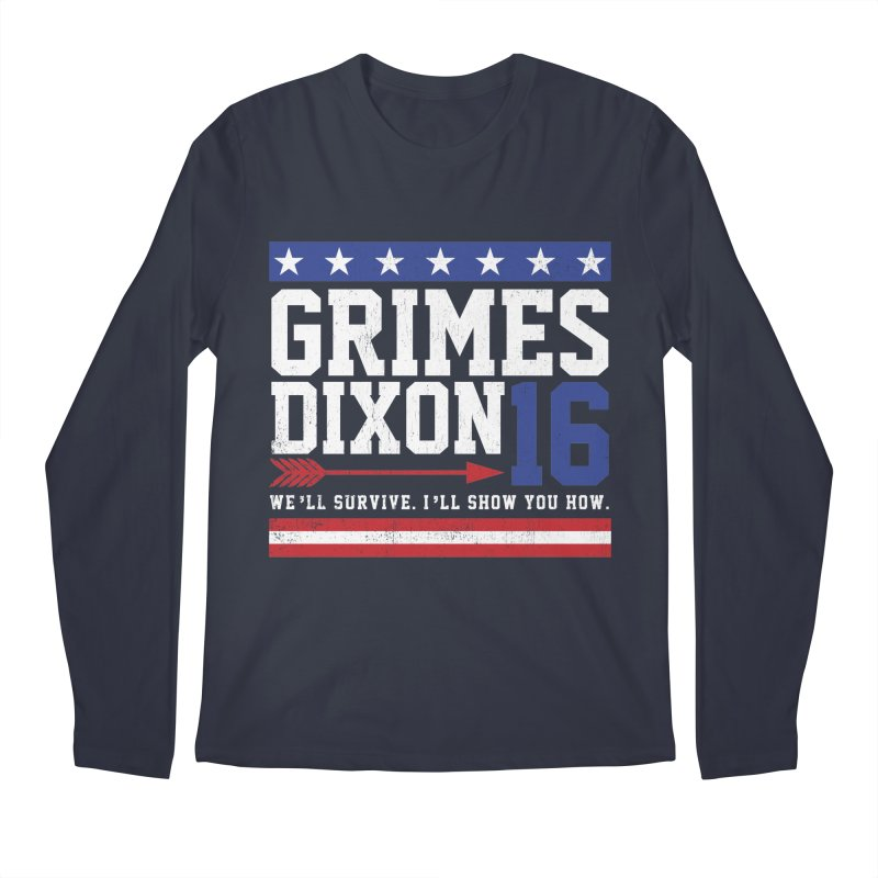 Grimes 2016 Men's Regular Longsleeve T-Shirt by machmigo1's Artist Shop